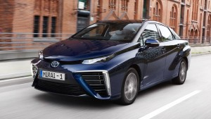 Die Zukunft tankt Wasserstoff