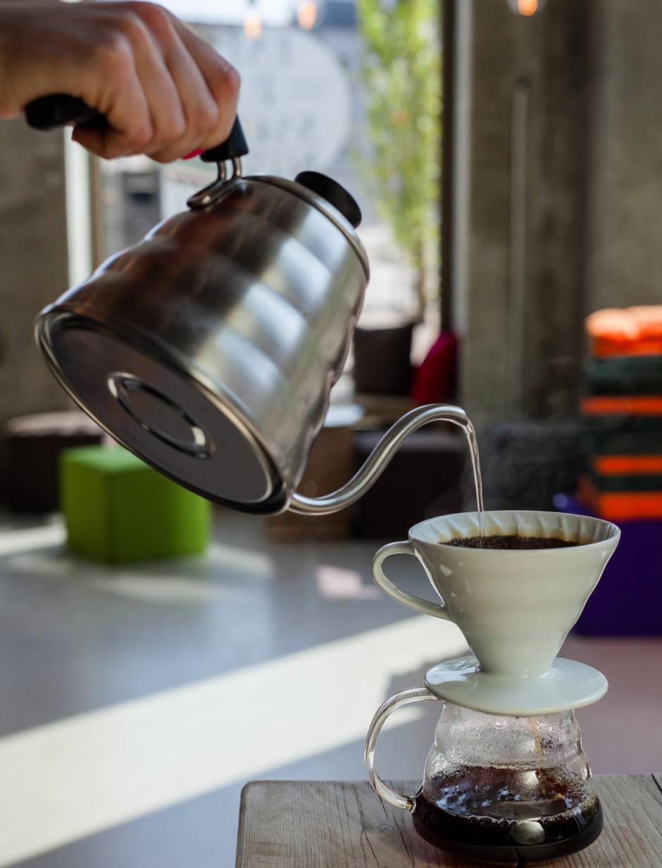 Filterkaffee kochen