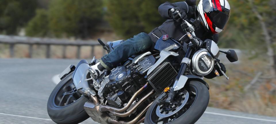 Fahrbericht Honda CB 1000 R