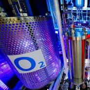 Wasser wird in Sauerstoff und Wasserstoff aufgespalten, wie hier im Versuchsaufbau des DLR in Stuttgart. Je nach Verfahren ist das mehr oder weniger umweltfreundlich.