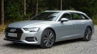 Der neue A6 Avant  von Audi.
