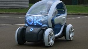 Renault setzt auf Elektroantrieb