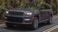 Für die große Fahrt: Jeep Grand  Cherokee L
