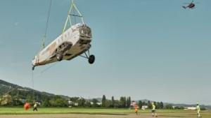 Kommt ein Ju52-Rumpf geflogen