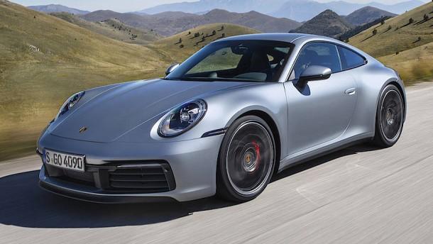 Das ist der neue Porsche 911