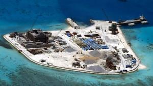 China verlagert Raketen auf umstrittene Insel
