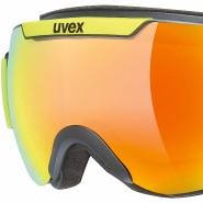 Leicht durchschaubar: Uvex Downhill