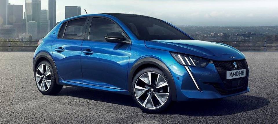 Das Ist Der Neue Peugeot 208