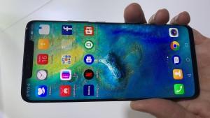 Huawei treibt es nur noch bunt