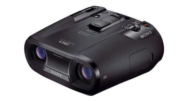 Fernglas und 3d kamera: elektronischer weitblick audio & video faz