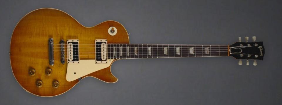 "Les Paul""-Gitarre: Früher verkannt - heute unbezahlbar"