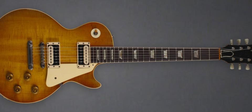 Les Paul Gitarre Fruher Verkannt Heute Unbezahlbar