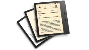 E-Book-Reader mit Thermostat