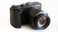 Wirklich wuchtig: All-in-one Canon G3X