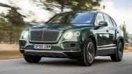 Braucht die Menschheit ein Luxus-SUV?