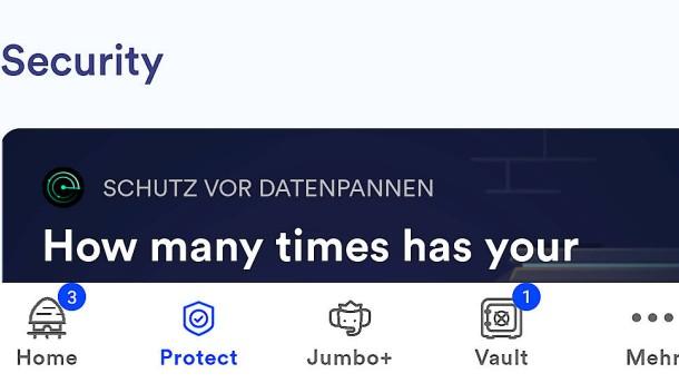 App warnt vor App