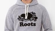 Teures Objekt der Begierde: Hoody von Roots