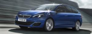 Dynamisch und sportlich: Peugeot 308 GT