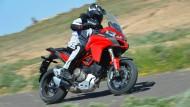 Die sanfteste Ducati, seit es Zweizylinder gibt