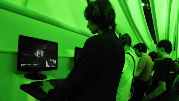 Online-Spieler sind ganz normale Jugendliche