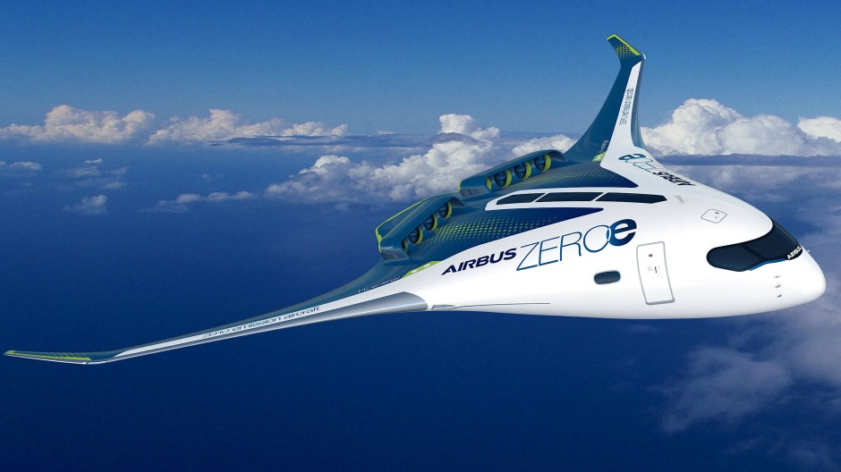 Ein Passagierjet mit bis zu 200 Plätzen und einer Reichweite von etwa 3700 Kilometern