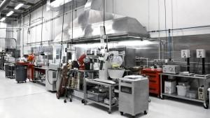 In der Küche der Zukunft