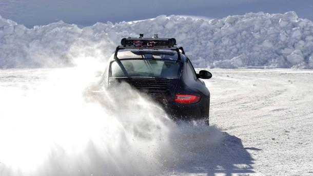 Tipps für die Autofahrt durch den Winter