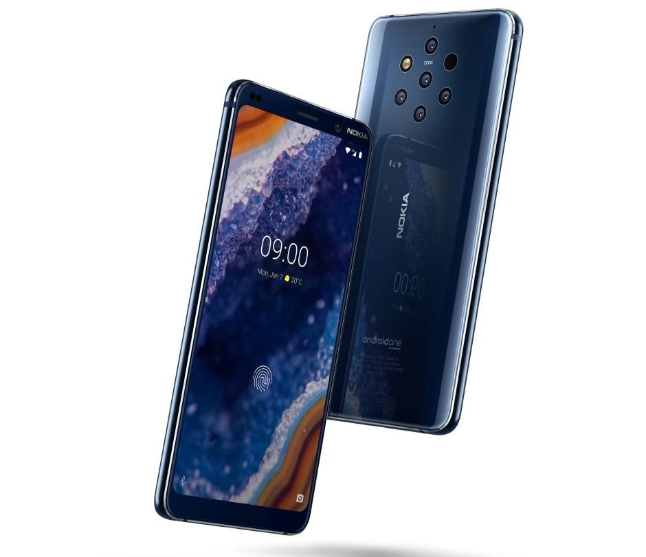Das Nokia 9 kostet 650 Euro.