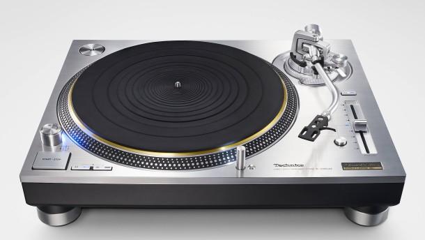 Technics und Sony drehen wieder den Plattenteller