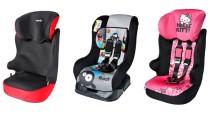 ADAC und Stiftung Warentest haben zehn Kindersitze getestet
