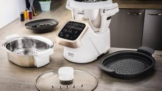Prep&Cook von Krups im Test: Im Sog des Thermomix - Technik - FAZ