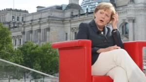 Merkel kritisiert Griechenland-Kritiker