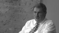 Frank Heinricht, Vorstandsvorsitzender von Heraeus