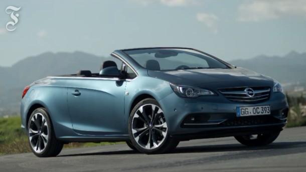 Dach auf zum  Opel-Air-Festival
