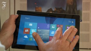 Microsofts doppelte Tablet-Strategie