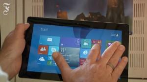 Microsofts doppelte Tablet-Strategie