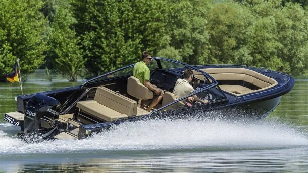 Mein Spaß, mein Norden, mein Boot