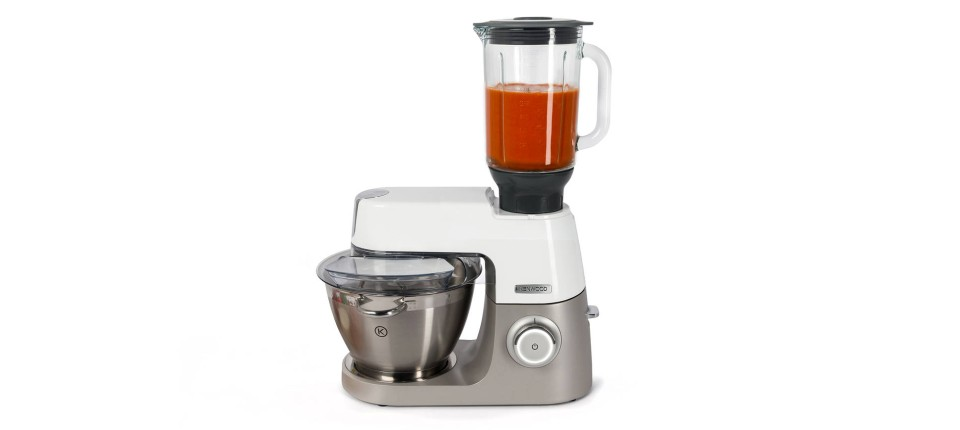 Kuchenmaschine Kenwood Chef Sense Kvc 5010t Im Test
