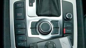 40 Gramm iPod und zweieinhalb Tonnen Audi