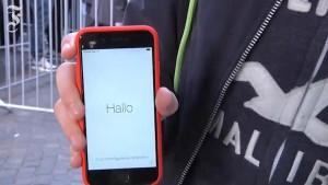 Alle wollen das iPhone 6