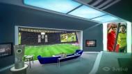 Bayern gegen Dortmund: Live-Fußball als 360-Grad-Spektakel