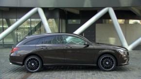 Fahrbericht Mercedes-Benz CLA 180 SB