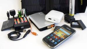 Reservetank für Smartphone und Tablet