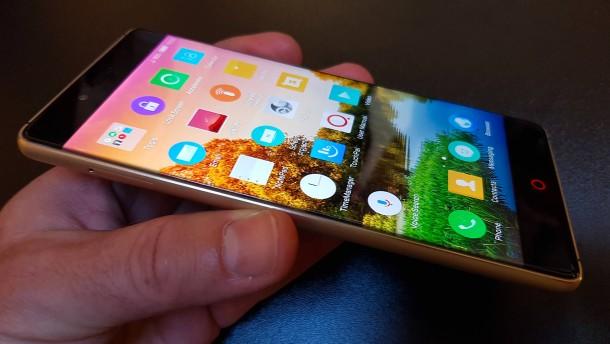 Die Chinesen machen mobil