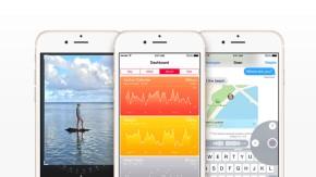 Es gibt leichte Veränderungen, aber auch völlig neue Apps auf iOS 8