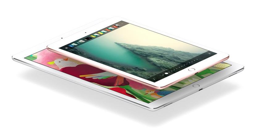 Die beiden iPad Pro im Größenvergleich
