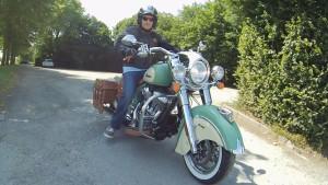 Nein, das ist keine Harley-Davidson