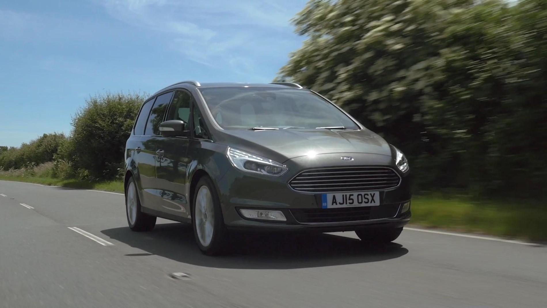 Neuer Ford Galaxy Im Test Preis Und Technische Daten