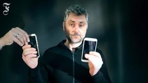 Geben Sie das iPhone ruhig mal aus der Hand