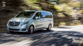 Fahrbericht: Mercedes-Benz V-Klasse